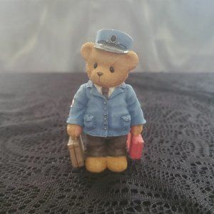 "EUC Vintage Cherished Teddies ""Lloyd"" #CT003 (1996"